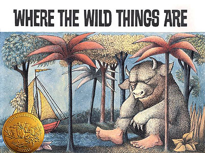 where the wild things are book Where the Wild Things Are Activities: Games, Lesson Plans and Movie News