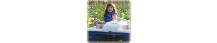 paddle boating activity 101+ Kids Outdoor Activities, Crafts, Games, and Ideas for Winter, Spring, Summer & Fall