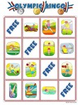 summer olympic bingo card 2 115x150 Printable Summer Olympics Bingo Game