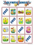 summer olympic bingo card 5 115x150 Printable Summer Olympics Bingo Game