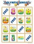 summer olympic bingo card 7 115x150 Printable Summer Olympics Bingo Game