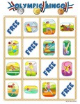 summer olympic bingo card 8 115x150 Printable Summer Olympics Bingo Game