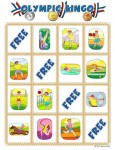 summer olympic bingo card 9 115x150 Printable Summer Olympics Bingo Game