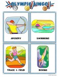 summer olympic bingo game 1 115x150 Printable Summer Olympics Bingo Game